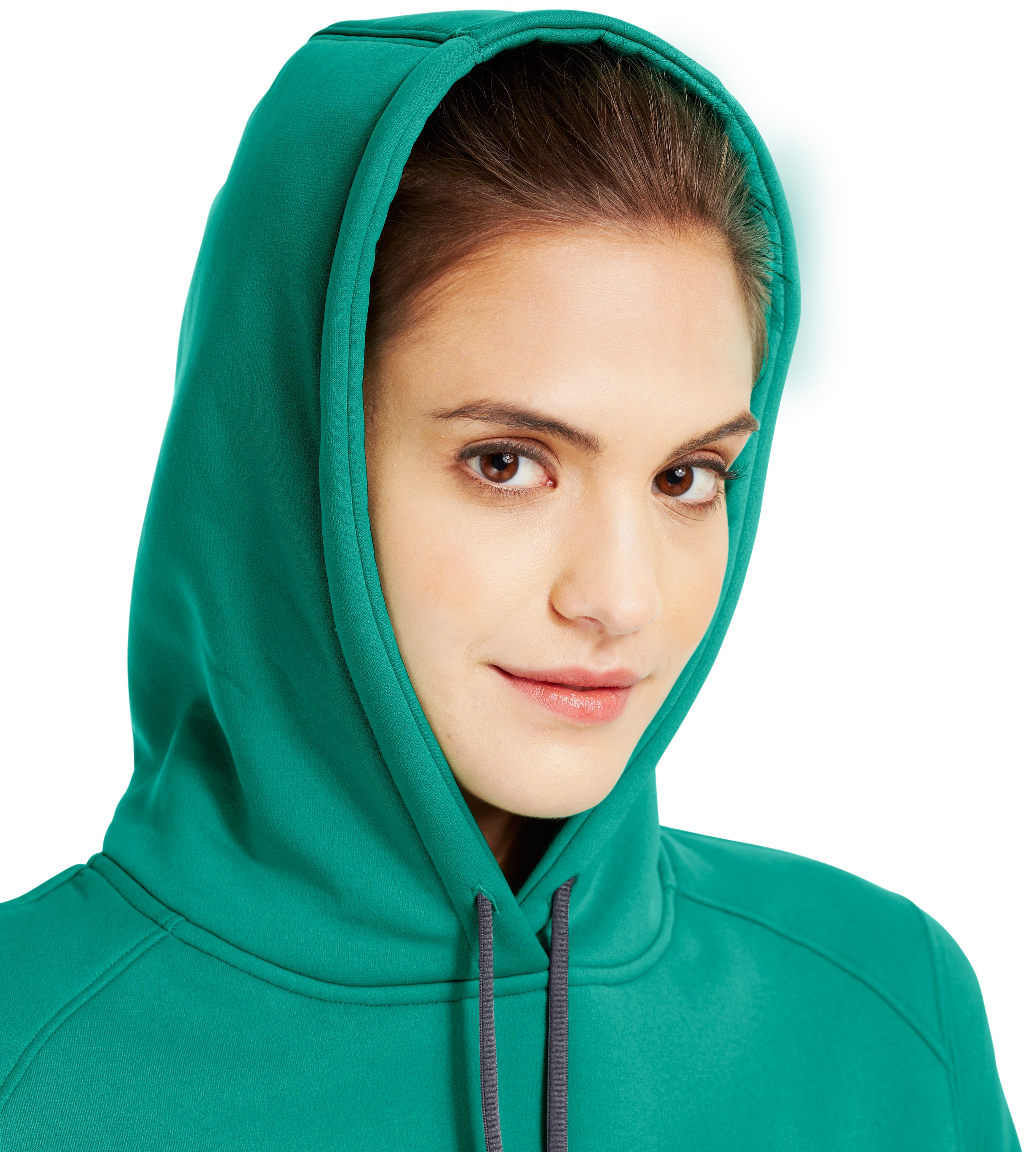 Women's UA Storm Tackle Twill Hoodie, Perfection