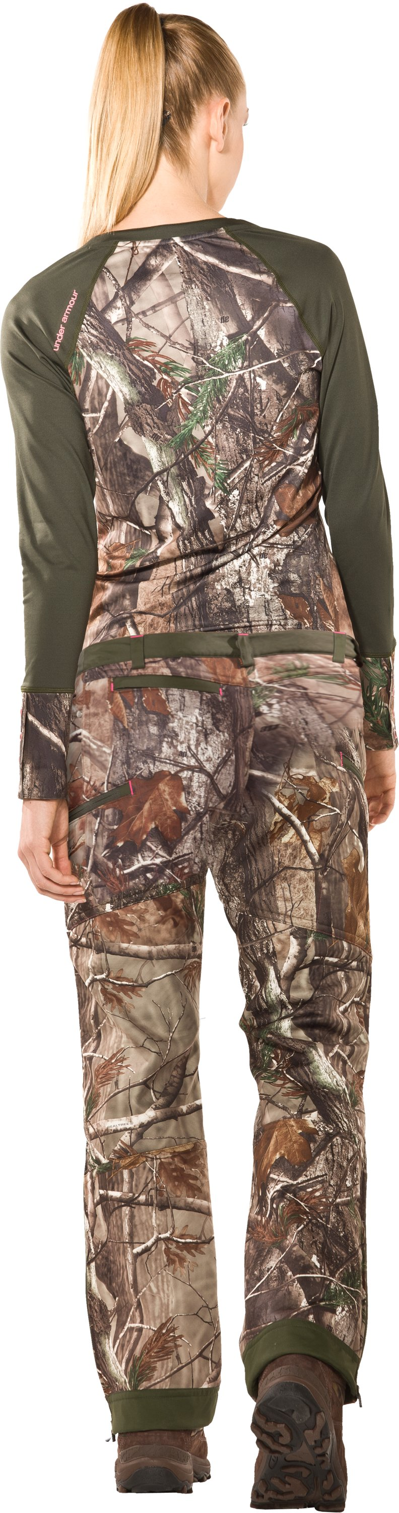Women's Ridge Reaper® Pants, Realtree AP, Back