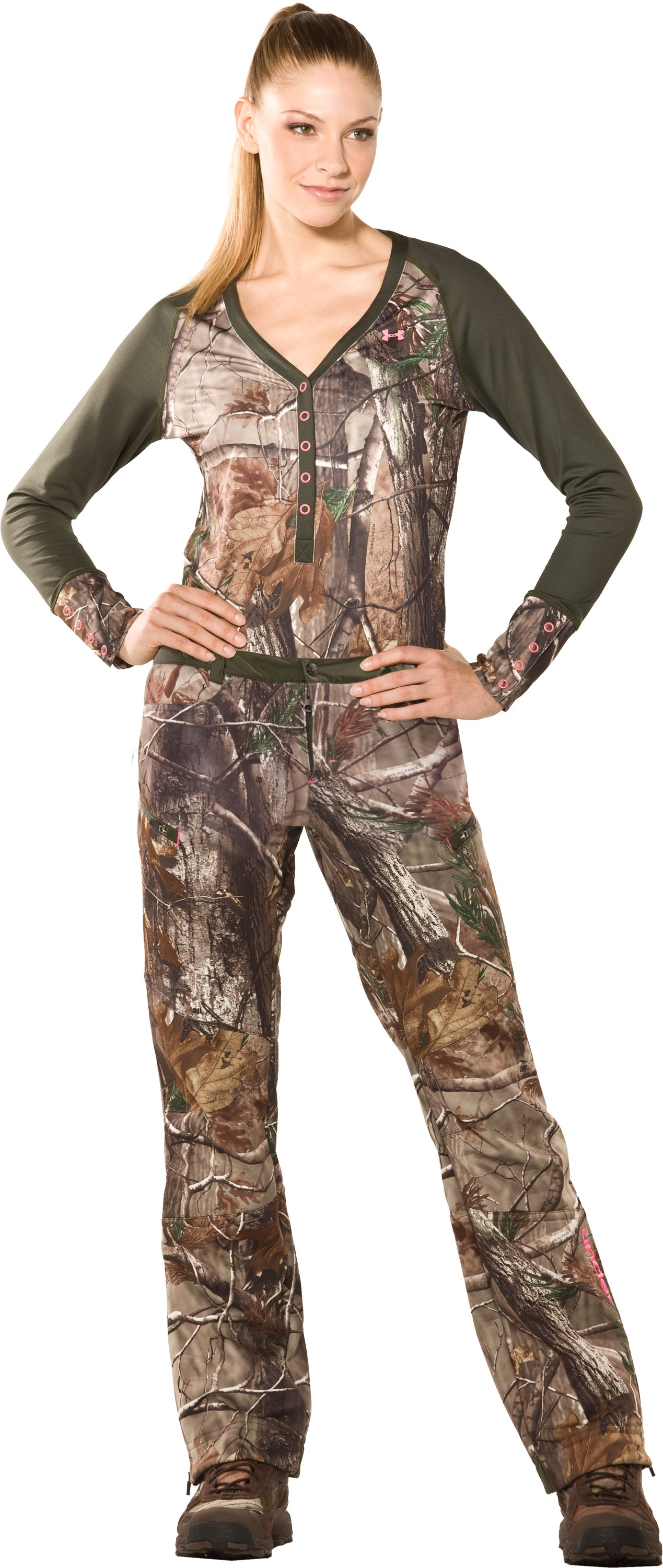 Women's Ridge Reaper® Pants, Realtree AP, Front