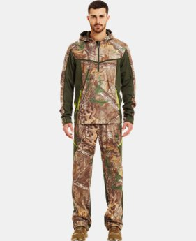 Men's UA Scent Control Early Season Hunting Hoodie  1 Color $104.99