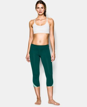 Best Seller Women's UA Seamless Essential Sports Bra  4 Colors $24.99