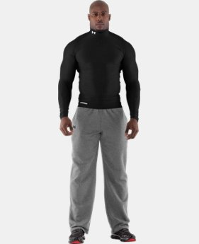 Men's ColdGear® Evo Long Sleeve Compression Mock Limited Quantities 3 Colors $37.99
