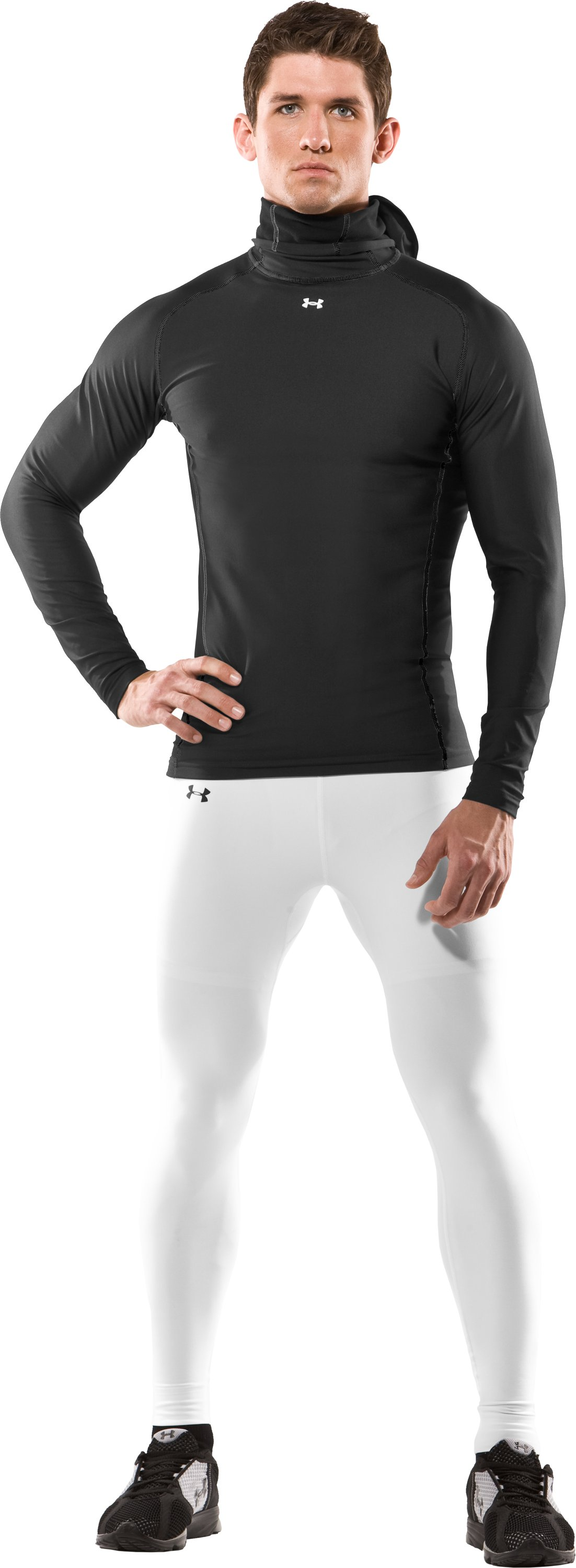 Men's UA ColdGear® Fitted Hoodie | Under Armour US