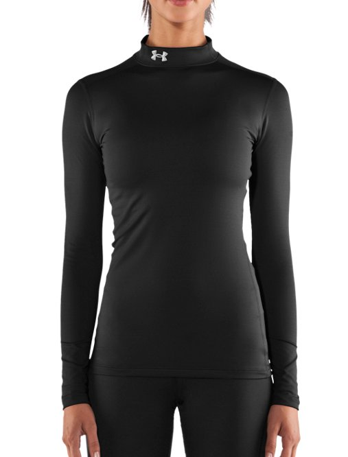 b07dcfe80 Women's ColdGear® Fitted Long Sleeve Crew | Under Armour US