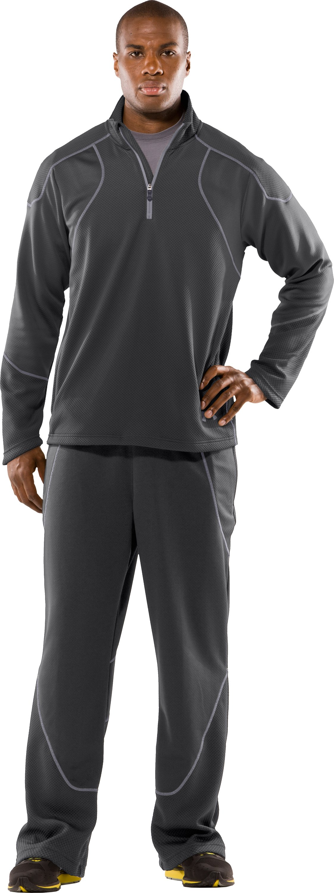 Men's Fuego III Pants, Graphite, Front