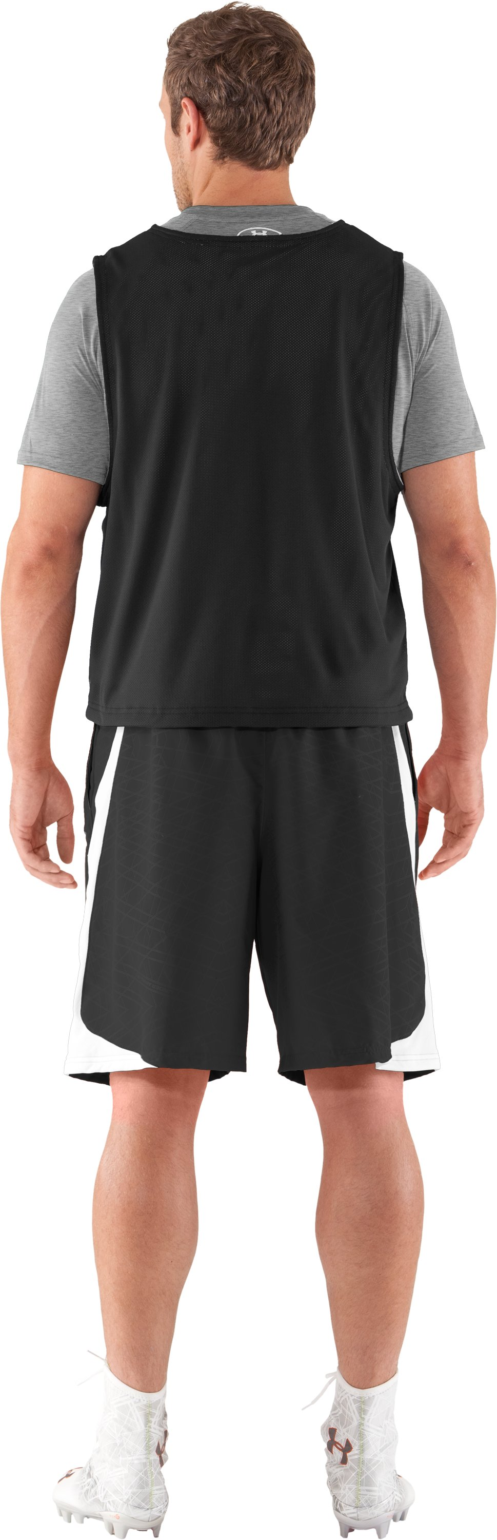 Men's Practice Jersey, Black , Back