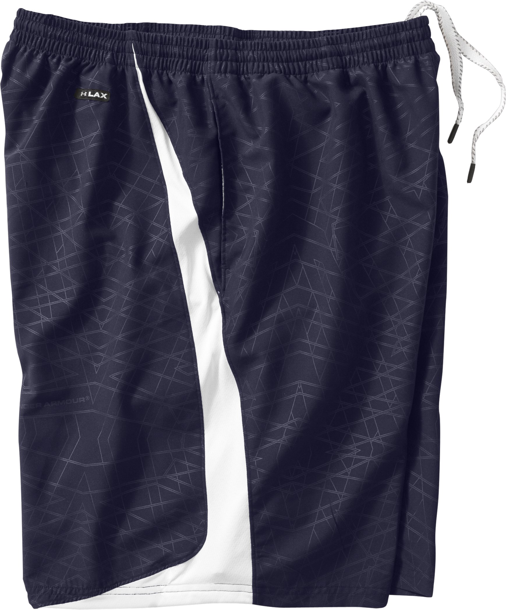 Men's UA Unity Shorts, Midnight Navy, Laydown