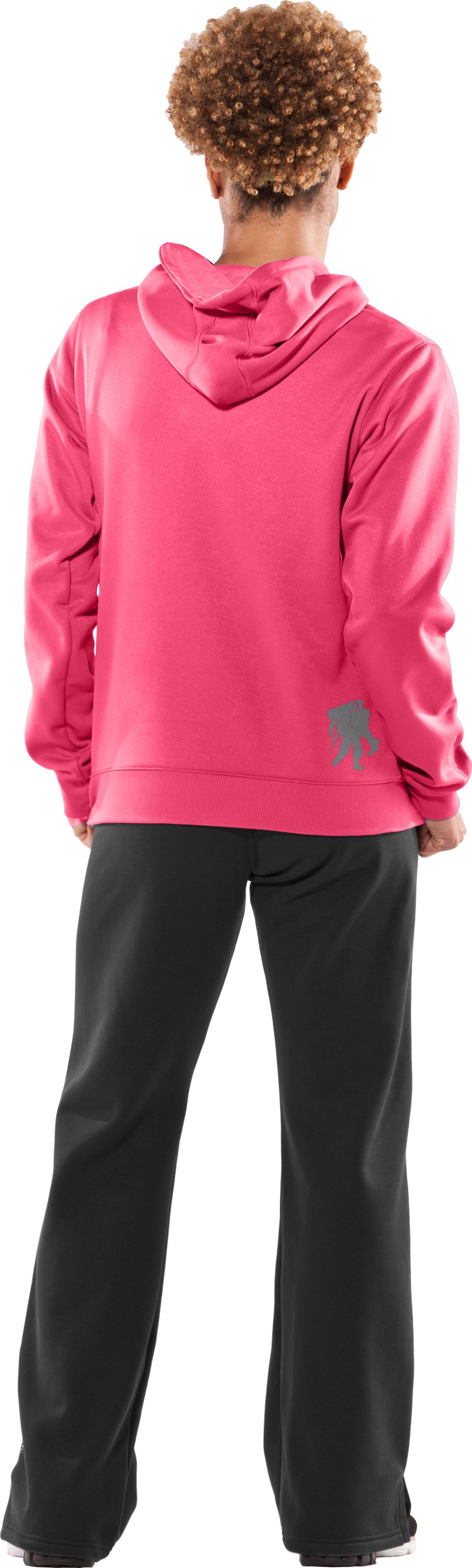 Women's WWP Hoodie, Perfection, Back
