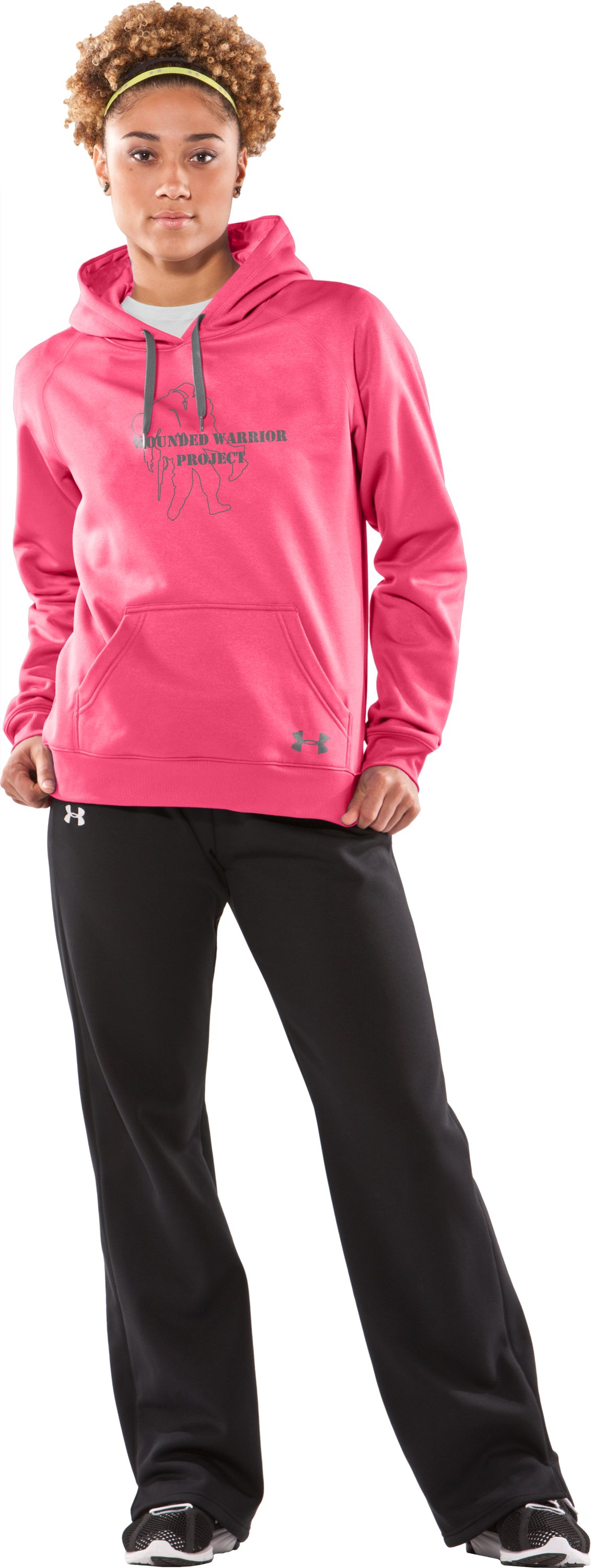 Women's WWP Hoodie, Perfection, Front