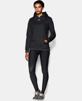 Women's Armour® Fleece Team Hoodie  3 Colors $28.49