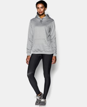 Women's Armour® Fleece Team Hoodie  1 Color $28.49 to $37.99