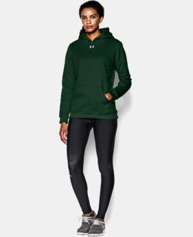 Women's Armour® Fleece Team Hoodie EXTRA 25% OFF ALREADY INCLUDED 1 Color $28.49 to $34.99