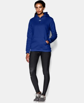 Women's Armour® Fleece Team Hoodie  7 Colors $37.99