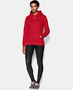 Women's Armour® Fleece Team Hoodie EXTRA 25% OFF ALREADY INCLUDED  $28.49 to $34.99