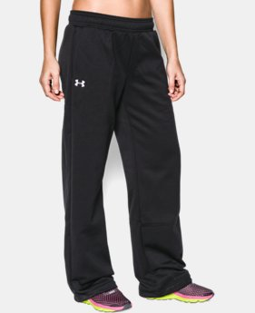 Women's Armour® Fleece Team Pants  1 Color $35.99 to $44.99