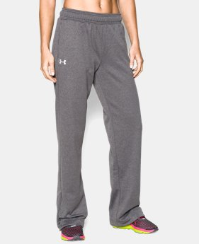 Women's Armour® Fleece Team Pants  2 Colors $35.99 to $44.99
