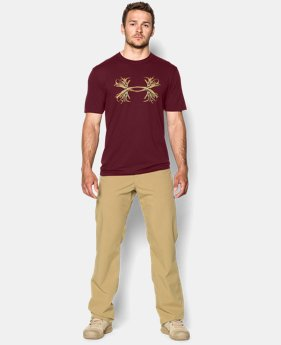 Men's UA Hunt Antler Logo T-Shirt