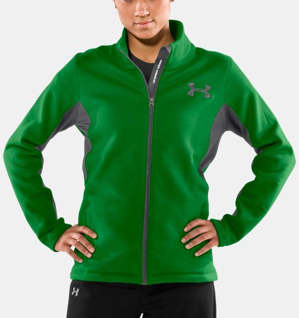 Women's Extreme ColdGear® Full Zip Fleece Jacket | Under Armour US