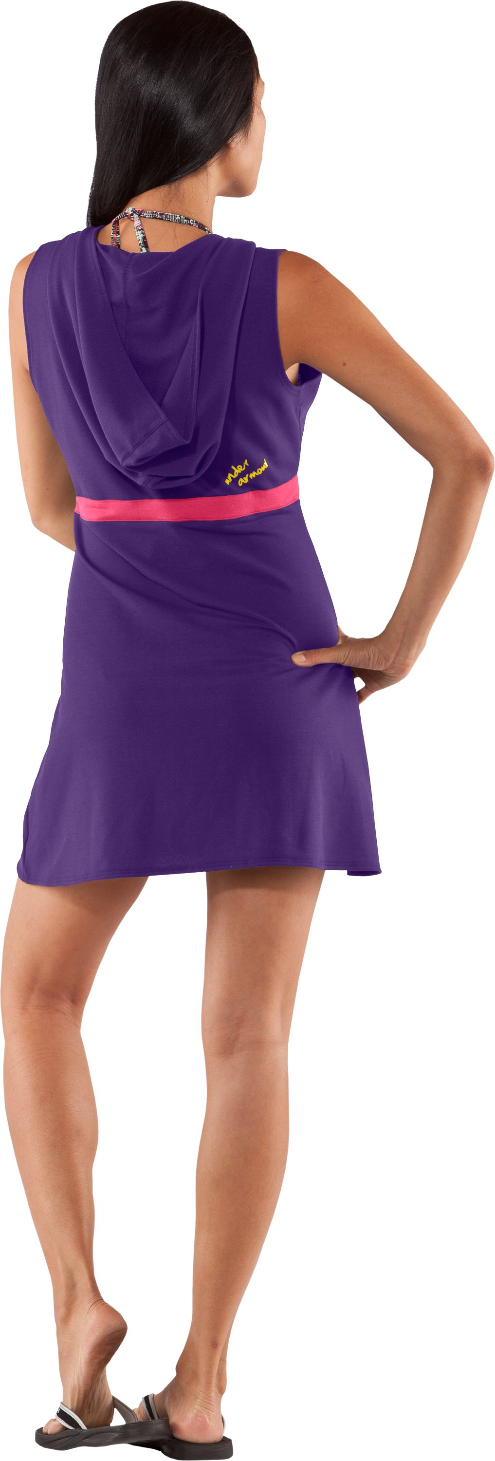Women's UA Eazy Breezy Cover-Up, Grimmace