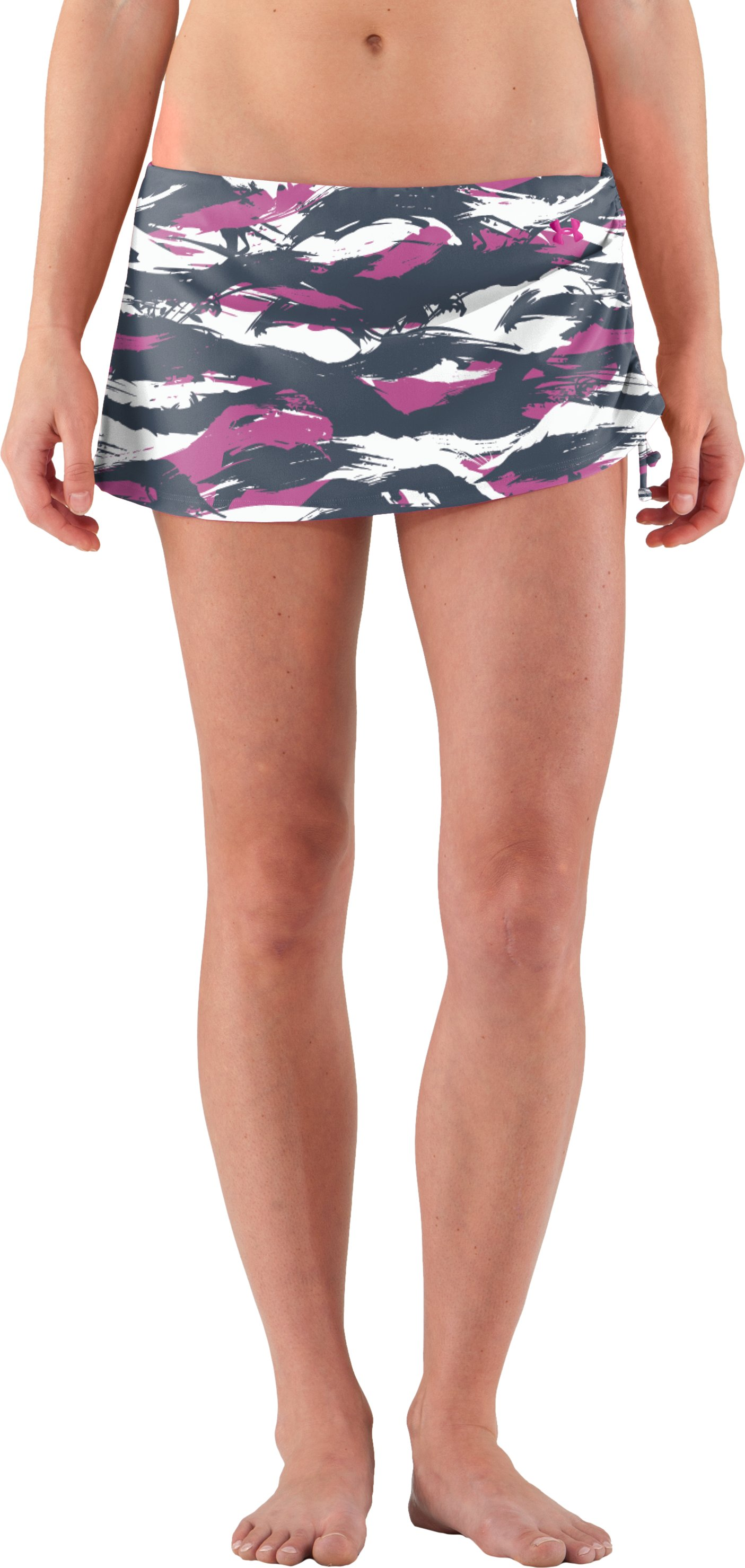 Women's UA Coco Butter Skirtini, Pink Essence