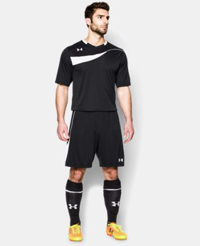 Men's UA Chaos Short Sleeve Soccer Jersey LIMITED TIME: FREE U.S. SHIPPING 1 Color $17.24