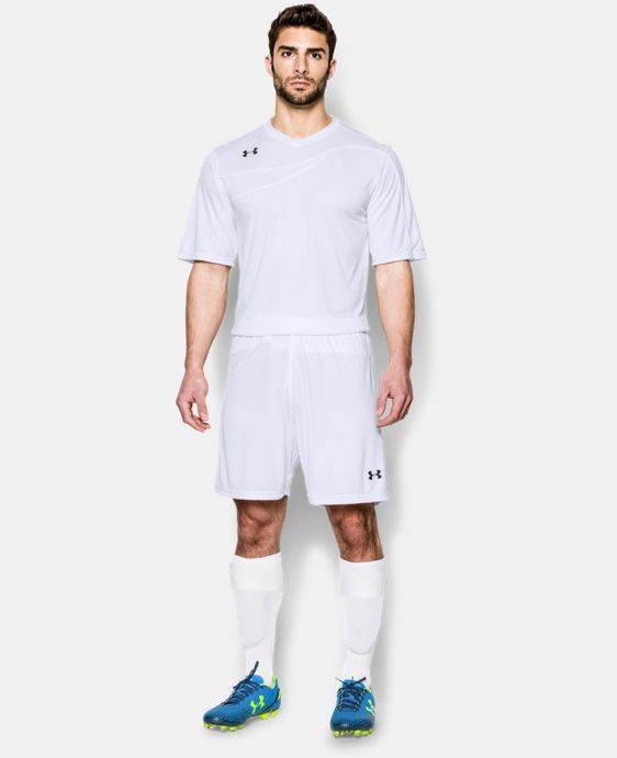 Men's UA Chaos Short Sleeve Soccer Jersey LIMITED TIME: FREE U.S. SHIPPING 2 Colors $17.24