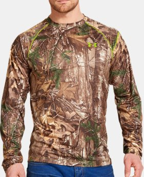 Men's UA Scent Control HeatGear® Long Sleeve   $33.99