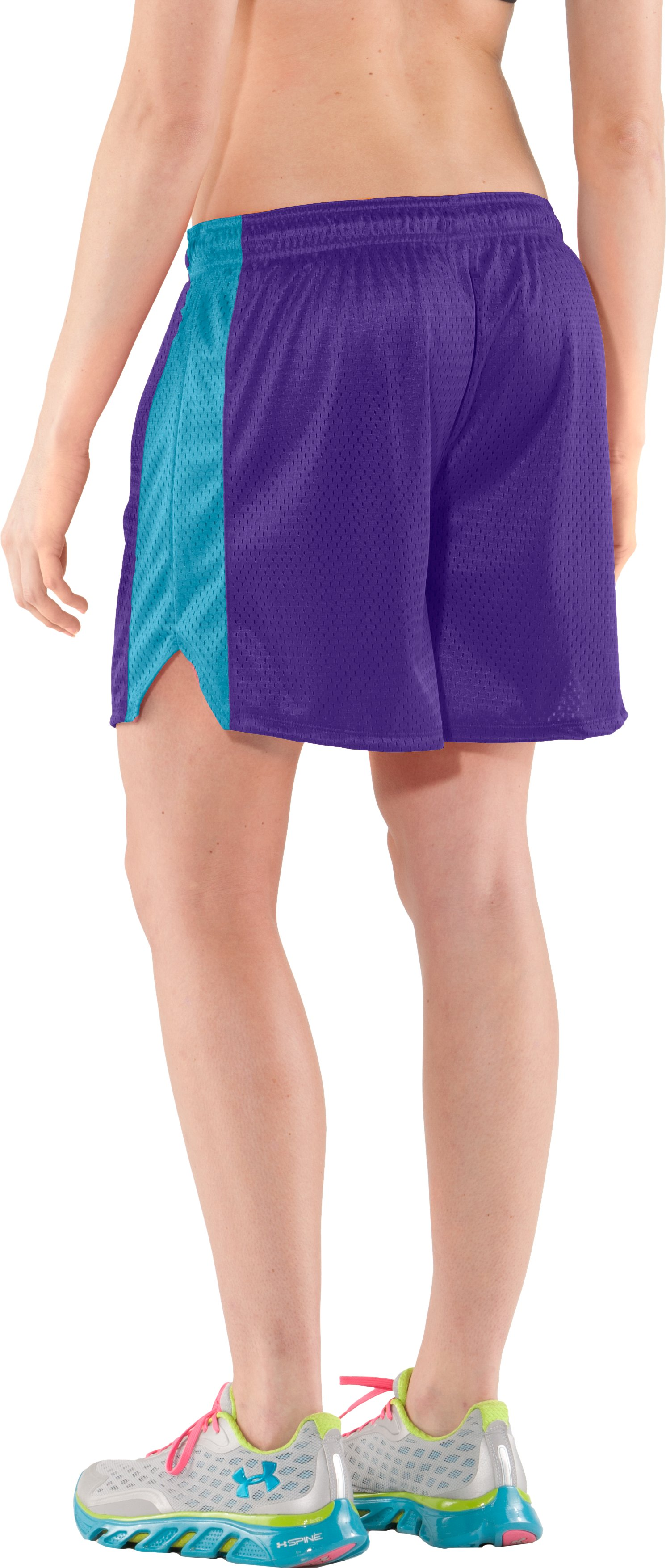 "Women's UA Trophy 5"" Short, Pluto"