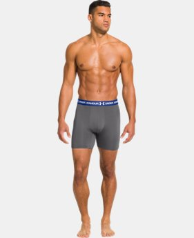 "Men's UA Mesh Series 6"" Boxerjock®"