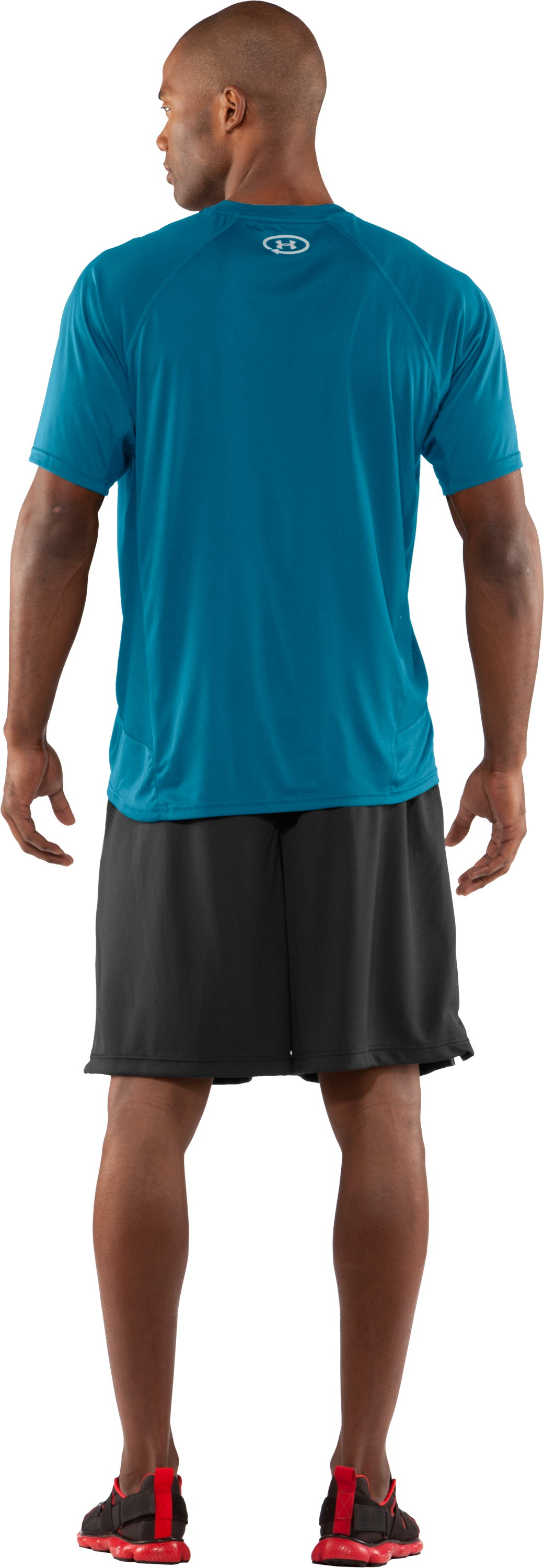 Men's Draft UA Catalyst Short Sleeve T-Shirt, Break, Back