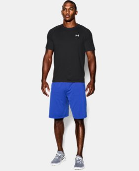 Men's UA Tech™ Short Sleeve T-Shirt LIMITED TIME: FREE SHIPPING 21 Colors $20.99