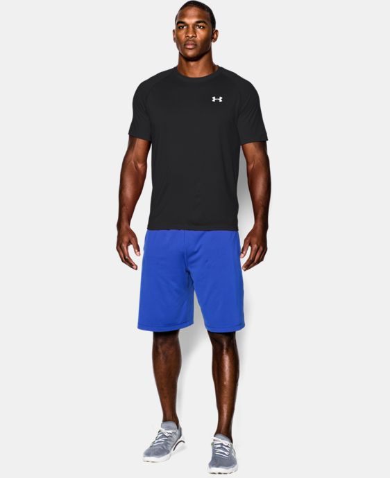 Best Seller  Men's UA Tech™ Short Sleeve T-Shirt LIMITED TIME: FREE SHIPPING 22 Colors $27.99