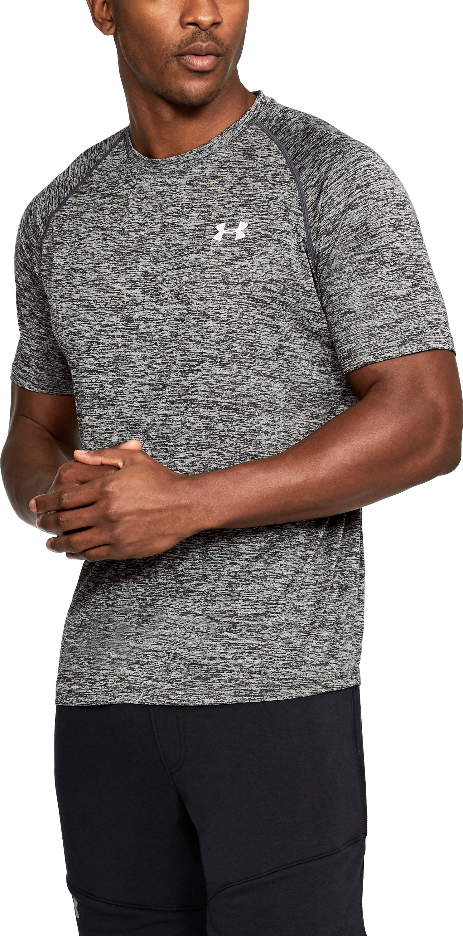 Under Armour Performance T-Shirt Homme, Jade, LG
