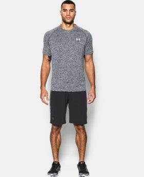 New to Outlet Men's UA Tech™ Short Sleeve T-Shirt  26 Colors $18.74