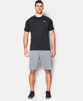 New to Outlet Men's UA Tech™ Short Sleeve T-Shirt  4 Colors $18.99
