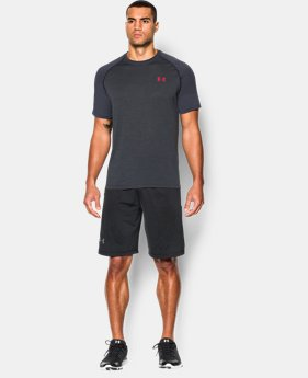 Men's UA Tech™ Short Sleeve T-Shirt LIMITED TIME: FREE U.S. SHIPPING 1 Color $18.99