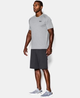 Men's UA Tech™ Short Sleeve T-Shirt LIMITED TIME OFFER + FREE U.S. SHIPPING 4 Colors $18.74