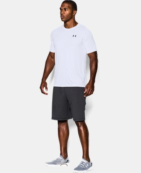 Men's UA Tech™ Short Sleeve T-Shirt  1  Color Available $18.99