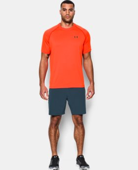 Best Seller Men's UA Tech™ Short Sleeve T-Shirt  1 Color $18.99 to $19.99