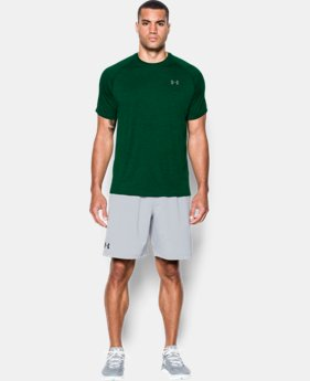 Best Seller Men's UA Tech™ Short Sleeve T-Shirt LIMITED TIME: FREE SHIPPING 3 Colors $24.99