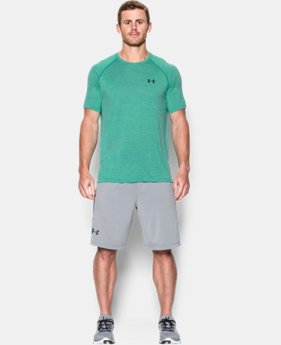 Men's UA Tech™ Short Sleeve T-Shirt LIMITED TIME: FREE U.S. SHIPPING 6 Colors $18.99