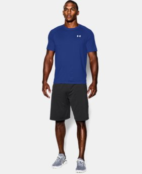 New to Outlet Men's UA Tech™ Short Sleeve T-Shirt  6 Colors $18.74