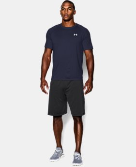 Best Seller  Men's UA Tech™ Short Sleeve T-Shirt LIMITED TIME: FREE SHIPPING 2  Colors Available $29.99