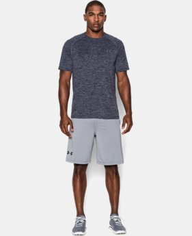 Best Seller Men's UA Tech™ Short Sleeve T-Shirt  2  Colors Available $24.99