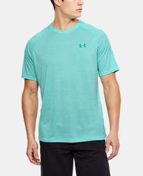 Best Seller Men's UA Tech™ Short Sleeve T-Shirt  10 Colors $18.99 to $19.99