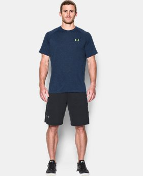New to Outlet Men's UA Tech™ Short Sleeve T-Shirt  1 Color $18.99
