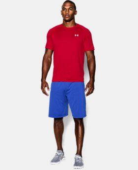 Best Seller  Men's UA Tech™ Short Sleeve T-Shirt LIMITED TIME: FREE SHIPPING 1  Color Available $22.49