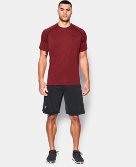 Men's UA Tech™ Short Sleeve T-Shirt  1 Color $16.99 to $20.99
