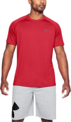 Short Red Shirts