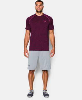 Men's UA Tech™ Short Sleeve T-Shirt LIMITED TIME: UP TO 30% OFF 1 Color $18.99
